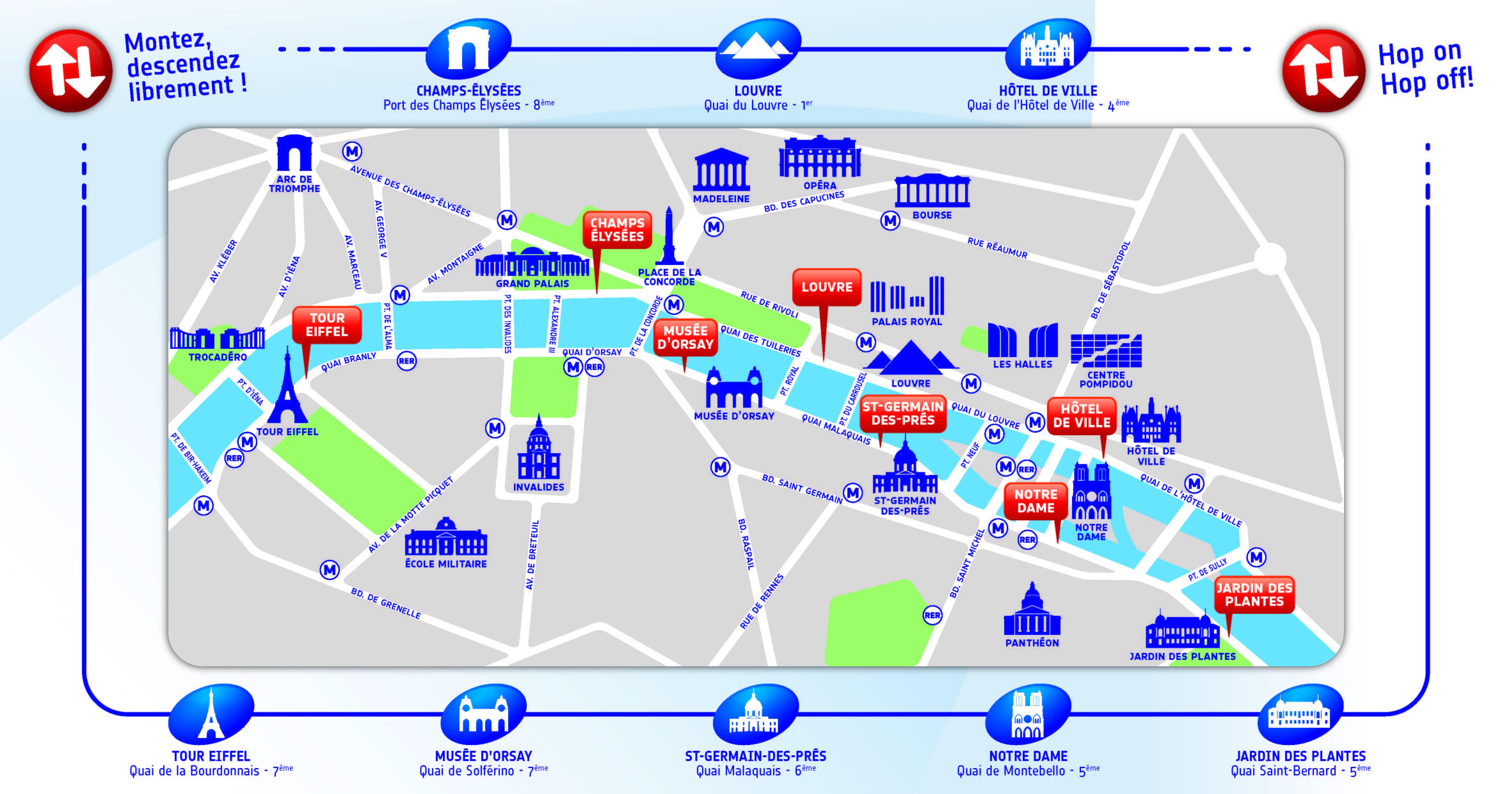 Paris London Dublin Tour